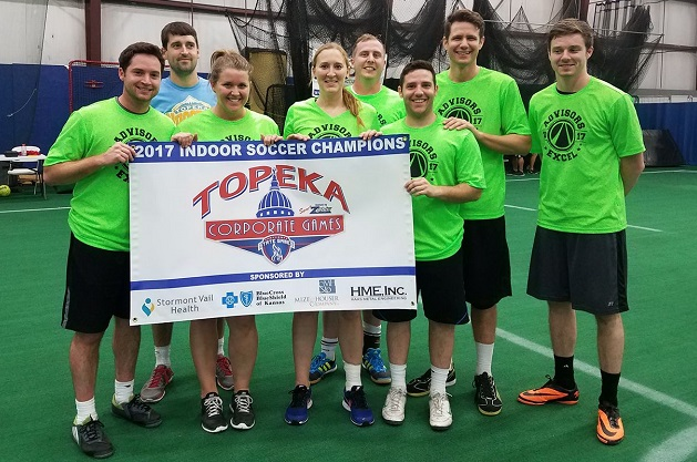 2017 Indoor Soccer Champs