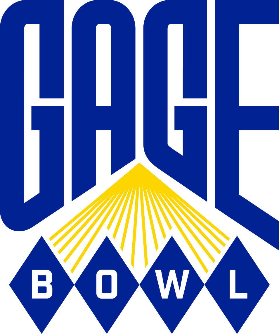 Gage Bowl Logo New 2019
