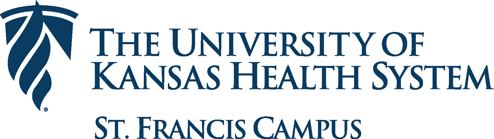KU Health Systems Logo