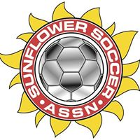 Sunflower Soccer Association Logo