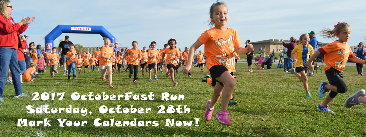 OctoberFast Kids Run