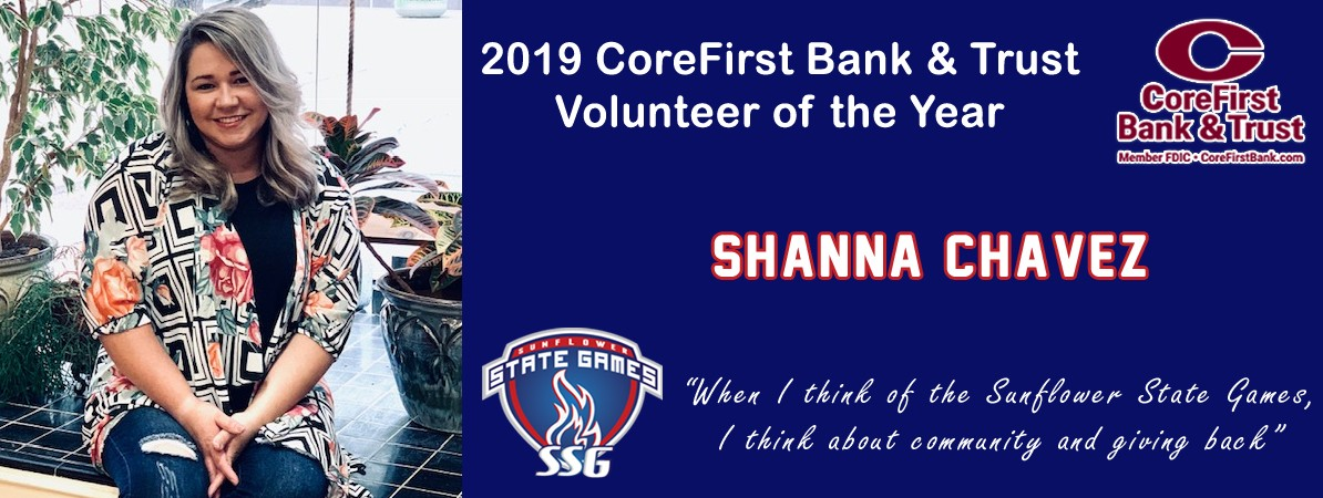 2019 Volunteer of the Year